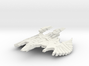 D'soria Class Cruiser in White Strong & Flexible