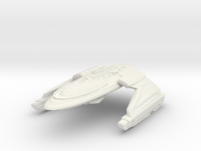 Diplomacy Class Diplomacy Transport Destroyer in White Strong & Flexible