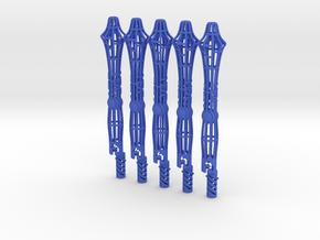 Idc Pen Type 02 5x in Blue Processed Versatile Plastic