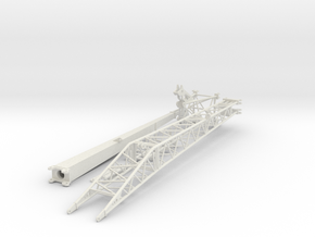 LTM 1250-6-1 Jib 1:50 in White Natural Versatile Plastic