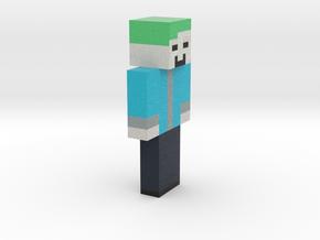 6cm | GamerUK11 in Full Color Sandstone