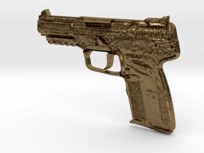 FN Five Seven 5,7mm x 28mm in Raw Bronze