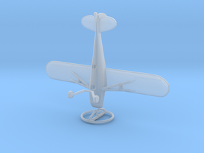 1/144 Cessna 140 in Smooth Fine Detail Plastic