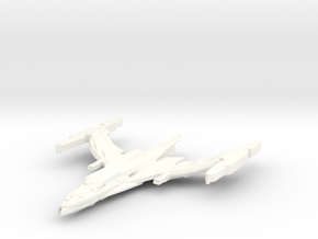 Corbin Class Cruiser in White Processed Versatile Plastic