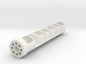 MC-MAZE-0-50 in White Strong & Flexible