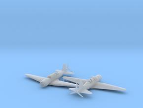 1/144 Sukhoi SU-2 x2 in Smooth Fine Detail Plastic