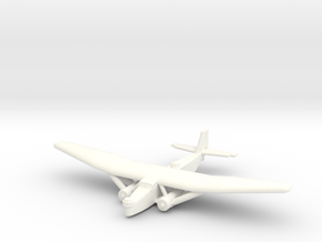 Farman F.222 (220) 1/700 Scale (Qty. 1) (French) in White Processed Versatile Plastic