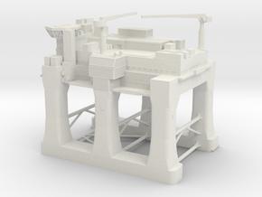 Dolwin 2 in White Natural Versatile Plastic