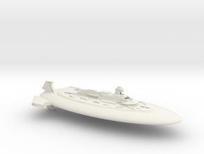 Xxcha Flagship in White Natural Versatile Plastic