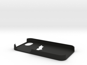 Batman iphone case in Black Strong & Flexible