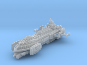 BFG Heresy Barge in Smooth Fine Detail Plastic