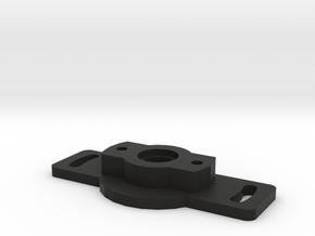 Adapter Bracket for MX5/Miata to BMW TPS  in Black Natural Versatile Plastic
