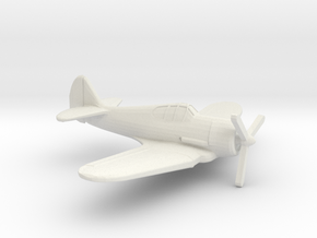 1:200 CAC Boomerang in White Natural Versatile Plastic