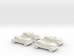 Alfa RLSS Set in White Natural Versatile Plastic