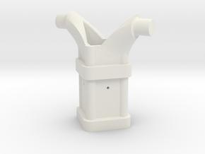 F160 - 1-8th Scale in White Natural Versatile Plastic