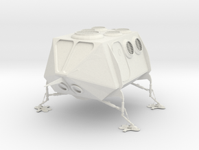 Lander in White Strong & Flexible