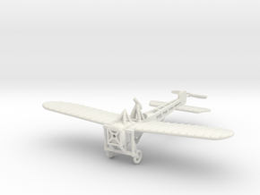 1/144 Bleriot XI (Serbia) in White Strong & Flexible