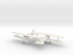 1/144 Halberstadt CL II x2 in White Natural Versatile Plastic