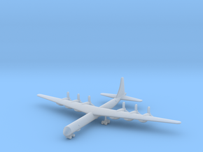 1/600 Convair B-36 Peacemaker in Smooth Fine Detail Plastic