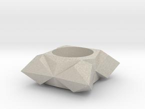 Geometric in Natural Sandstone