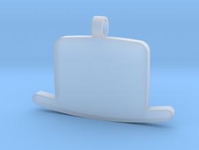Heisenberg Pendant in Smooth Fine Detail Plastic
