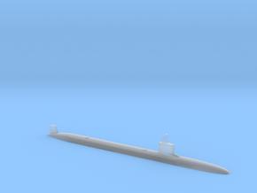 1/700 Virginia Class Submarine (Waterline) in Smooth Fine Detail Plastic