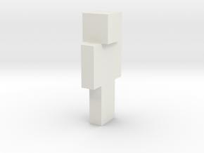 6cm | SkythekidRS in White Strong & Flexible