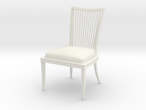 Chair2 in White Strong & Flexible