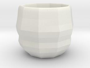PolyOchoko in White Natural Versatile Plastic