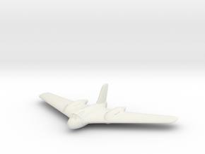 1/300 Messerschmitt Me 329 in White Natural Versatile Plastic