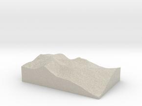 Model of Glenridding in Sandstone