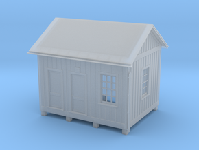 HO Scale Signal   Water Supply House in Smooth Fine Detail Plastic