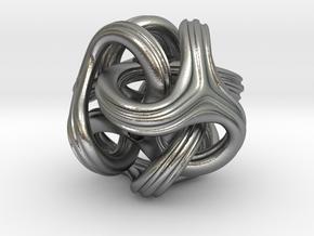 Trilio Railz - Hexagonal Hole- 21mm in Natural Silver