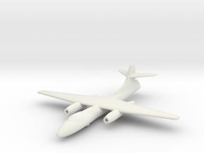 1/285 (6mm) TU-14 Bomber in White Natural Versatile Plastic