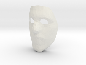 Greg-sense in White Natural Versatile Plastic