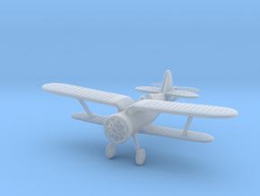 1/144 Polikarpov I-15 Chaika   in Smooth Fine Detail Plastic