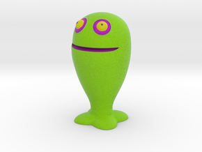 Green ChuChu in Full Color Sandstone