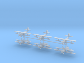 1/600 AN-2 Colt (x6) in Smooth Fine Detail Plastic