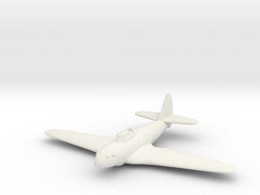 1/200 Piaggio P.119 in White Natural Versatile Plastic