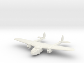 1/200 Arado Ar E 500 in White Natural Versatile Plastic