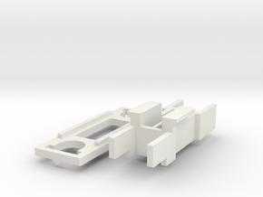 Predaking Crazy Devy fix kit--36 and 15 in White Natural Versatile Plastic