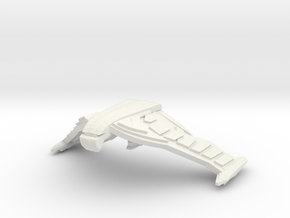 WingVengance Refit Class Cruiser in White Strong & Flexible