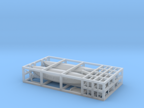 Ship Accessory Set - Nscale in Smooth Fine Detail Plastic
