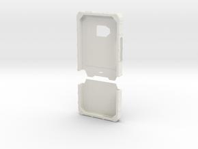 Htc1 SH-06D Nerv in White Natural Versatile Plastic