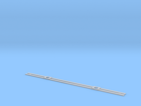 HO B&QT 8000 ROOFWALK in Smooth Fine Detail Plastic
