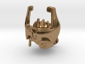 Imp Headpiece in Natural Brass