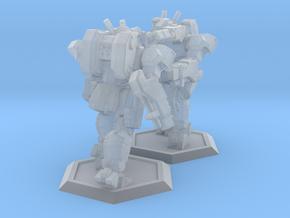 WHAM- King Sandman x2 (1/285th) in Smooth Fine Detail Plastic