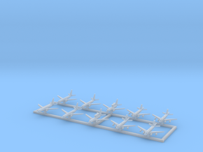 1/2400 Modern Patrol Aircraft in Smooth Fine Detail Plastic