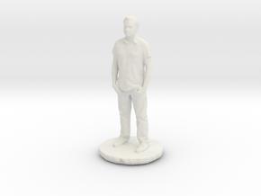 SBE S13 Skanect A09-10in in White Natural Versatile Plastic