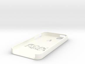 A-team iphone case in White Processed Versatile Plastic